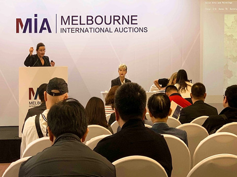 Melbourne International Auctions Spring Auction 2019